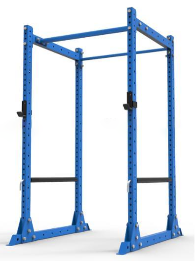 Training Power Rack blue